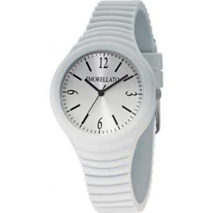 【送料無料】腕時計 ウォッチ ドナシリコーンorologio donna morellato colours r0151114594 silicone grigio bianco