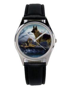 【送料無料】腕時計 ウォッチ ファンアクセサリマーケティングアラームschferhund regalo fan artculo accesorios mercadotecnia reloj b2800