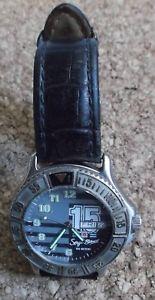 【送料無料】腕時計 ウォッチ クオーツブランコラグビーコインreloj de pulsera de cuarzo serge blanco n15 rugby fosforescentes pila