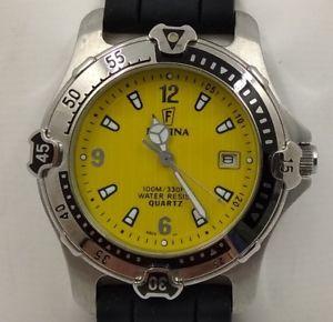 【送料無料】腕時計 ウォッチ ビンテージfestina watch vintage nos 90s 40