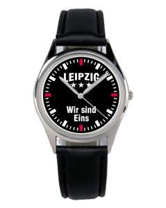 【送料無料】腕時計 ウォッチ ライプチヒファンアクセサリーマーケティングアラームleipzig regalo fan artculo accesorios mercadotecnia reloj b2388