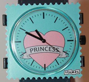 【送料無料】腕時計 ウォッチ エリアプリンセススタンプstamps esfera princess 105081 stamps
