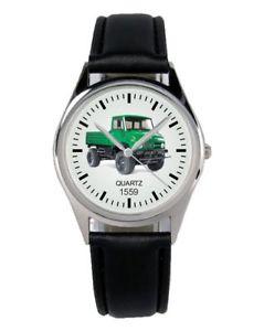 【送料無料】腕時計 ウォッチ ファンマーケティングアクセサリアラームunimog oldtimer regalo fan artculo accesorios mercadotecnia reloj b1559
