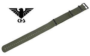 【送料無料】腕時計 ウォッチ ナイロンテープブレスレット