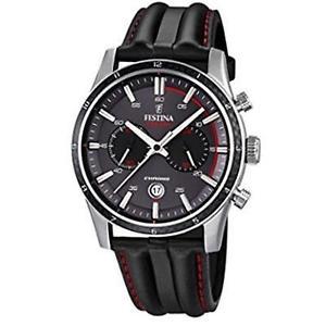 【送料無料】腕時計 ウォッチ マニュアルfestina f16874_3 reloj de pulsera para hombre es