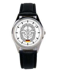 【送料無料】腕時計 ウォッチ バッジファンマーケティングアクセサリアラームinsignia de suministros soldado regalo fan artculo accesorios mercadotecnia reloj b1217