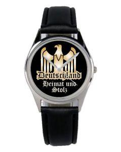 【送料無料】腕時計 ウォッチ ドイツファンアクセサリーマーケティングアラームalemania regalo fan artculo accesorios mercadotecnia reloj b2852