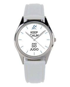 【送料無料】腕時計 ウォッチ ファンアクセサリマーケティングアラームjudo regalo fan artculo accesorios mercadotecnia reloj 20003b blanco