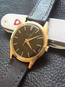 【送料無料】腕時計 ウォッチ スイスディスクマンクロックvjntage nivada disco compensamatic suizo reloj de hombre manual 33mm