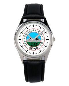 【送料無料】腕時計 ウォッチ アラームsoldado regalo gebjgbtl 232 bundeswehr gebirgsjger reloj b1016