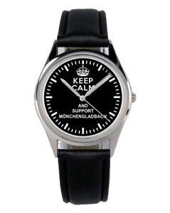 【送料無料】腕時計 ウォッチ ファンアクセサリマーケティングアラームkeep mnchengladbach regalo fan artculo accesorios mercadotecnia reloj b1341