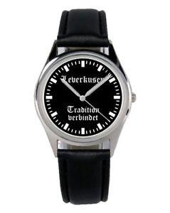【送料無料】腕時計 ウォッチ レバクーゼンマーケティングファンアクセサリアラームleverkusen tradicin regalo fan artculo accesorios mercadotecnia reloj b1959