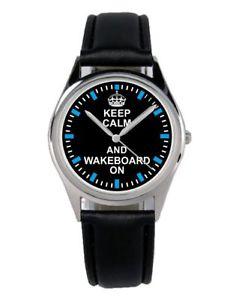 【送料無料】腕時計 ウォッチ ファンアクセサリマーケティングアラームwakeboar regalo fan artculo accesorios mercadotecnia reloj b2057