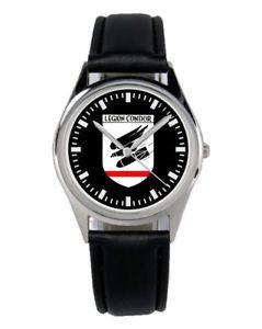 【送料無料】腕時計 ウォッチ コンドルエンブレムマーケティングファンアクセサリアラームlegin cndor emblema regalo fan artculo accesorios mercadotecnia reloj b1580
