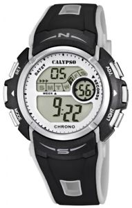 【送料無料】腕時計 ウォッチ カリプソマンストップウォッチデジタルクロノグラフアラームブラックcalypso reloj de hombre cuarzo digital con crongrafo alarma cronmetro negro