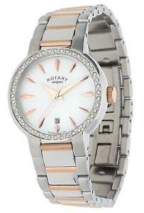 【送料無料】腕時計 ウォッチ ロータリーシルバーポンドrotary seora reloj de pulsera plata lb0284441