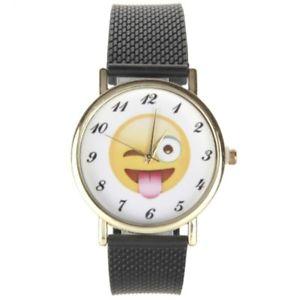 【送料無料】腕時計 ウォッチ ウィンreloj de pulsera emoji winkojo mymontre