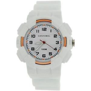 【送料無料】腕時計 ウォッチ カニバリバックライトプラスチックブレスレットアクティブ
