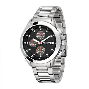 【送料無料】腕時計 ウォッチ セクタークロノグラフorologio cronografo uomo sector 720 r3273687001 acciaio crono nuova collezione