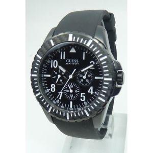 【送料無料】腕時計 ウォッチ ブレスレットアラームguess reloj hombres de pulsera multi funcin w10261g1 rogue nuevo