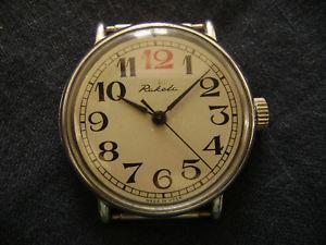 【送料無料】腕時計 ウォッチ montre russe sovietique usssr raketa des annees 80
