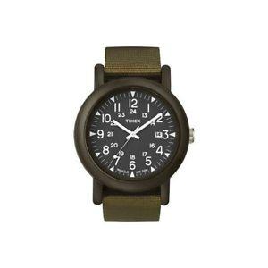 【送料無料】腕時計 ウォッチ キャンピングカーtimex camper t2n363wsb
