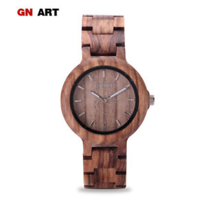 【送料無料】腕時計 ウォッチ クオーツブレスレット099 wood watch women wooden watches for quartz watch art creative bracelet