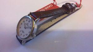 【送料無料】腕時計 ウォッチ クラシッククロックダニレザーレディーススチールスチールウォッチreloj clasico mujer dani danicci acero cuero womens steel watch