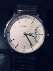 【送料無料】腕時計 ウォッチ アラームヴァイスロイマンreloj viceroy para hombre 40106707