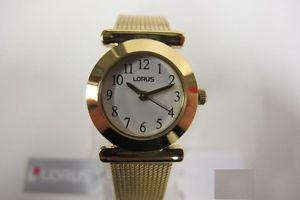 【送料無料】腕時計 ウォッチ レディースゴールドlorus seoras reloj de oro plateadomodelo n rrs02vx9