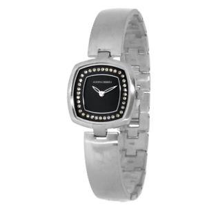 【送料無料】腕時計 ウォッチ ステンレススチールブレスレットアラームadora design reloj ad8418 seora reloj de pulsera de acero inoxidable halbspange