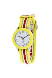 【送料無料】腕時計 ウォッチ ベルトカラフルクロックmarea colorido reloj de nios con correa textil b411595