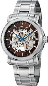 【送料無料】腕時計 ウォッチ スケルトンウォッチデルファイstuhrling original hombres 387 331159 delphi antium automtico reloj esqueleto