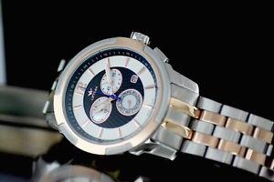 腕時計 ウォッチ オプティマクロノグラフスイスoptima osc349 chronograph swiss made reloj hombre reloj de pulsera
