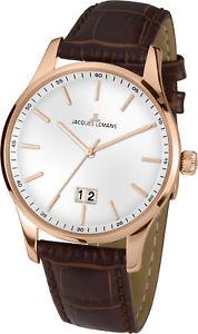【送料無料】腕時計 ウォッチ ジャックルマンクラシックロンドンjacques lemans classic londres fecha cuarzo 11862f