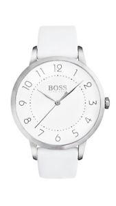 【送料無料】腕時計 ウォッチ ボスホワイトレザーアナログboss fantastico 1502409 analgico de cuero blanco