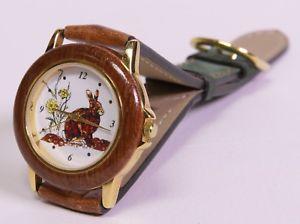 【送料無料】腕時計 ウォッチ ビンテージvintage greiner quartz trachtenuhr u 131
