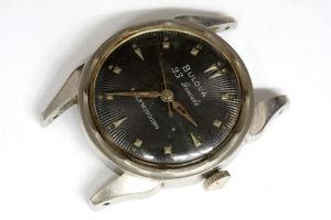 【送料無料】腕時計 ウォッチ ウォッチbulova 10bpac heatcoldisochronism watch for restore