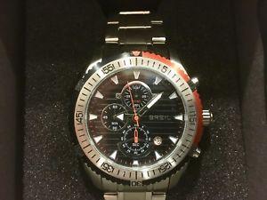 【送料無料】腕時計 ウォッチ クロノグラフアースエッジorologio cronografo uomo breil ground edge tw1431