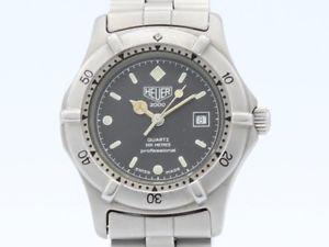 腕時計 ウォッチ ホイヤープロフェッショナルクオーツフルスチールレディーheuer professional quartz  full steel 962015 lady