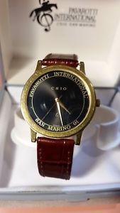 【送料無料】腕時計 ウォッチ イルパバロッティluciano pavarotti orologio realizzato per il 1 pavarotti international 1991