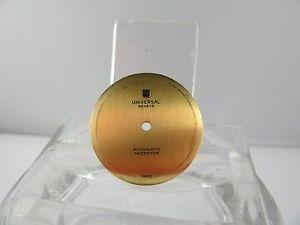 【送料無料】腕時計 ウォッチ ユニバーサルジュネーブハッサンエリアゴールドc49 vintage universal geneve automatic microtor esfera 18750 oro