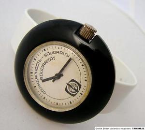 腕時計 ウォッチ солидарностьчасыsolidaridad solidarity vdj солидарность часы rare mecnicos ruhla sonderuhr