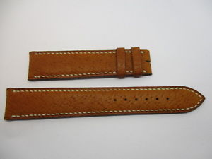 腕時計 ウォッチ ゴールドメインブレスレットbracelet montre en cuir gold cousu main t18 surpiqure blanche