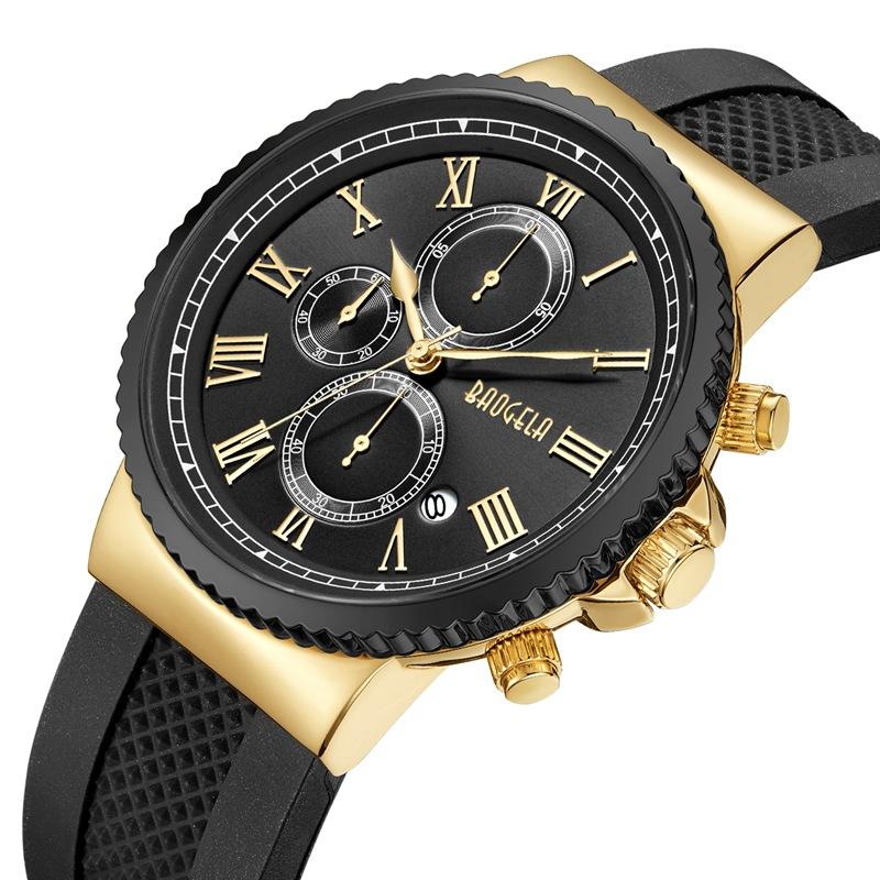 腕時計 ウォッチ クロッククロノグラフウォッチ2xbaogela relojes de cuarzo cronografo para hombres ninos reloj de pulserac1i7