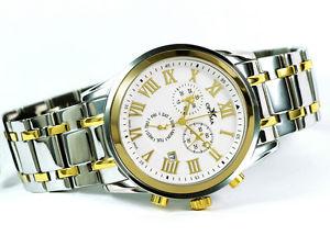 【送料無料】腕時計 ウォッチ クロノグラフウォッチスイスoptima osc334 chronograph oro reloj hombre swiss made reloj de pulsera pvp 399