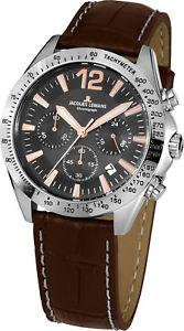 【送料無料】腕時計 ウォッチ ジャックルマンスポーツクロノグラフjacques lemans sport chronograph 425c