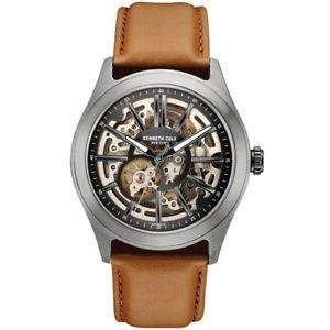 【送料無料】腕時計 ウォッチ ケネスニューヨークメンズkenneth cole york reloj de pulsera para hombre automtico cuero 10030817