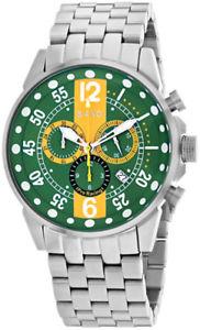 【送料無料】腕時計 ウォッチ ロベルトメッシーナクォーツクロノステンレススチールroberto bianci hombre messina quartz chrono 100m reloj acero inoxidable rb70982
