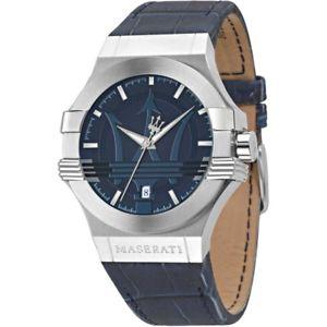 【送料無料】腕時計 ウォッチ マセラティマセラティポテンザorologio uomo maserati potenza r8851108015